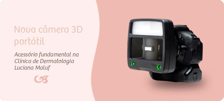 Dra Luciana Maluf Camera 3D