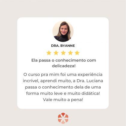 Post Instagram testemunho review de cliente curso. (2)